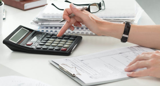 Reviews of financial statements